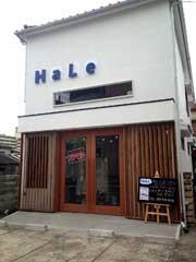 明石市大久保町の美容室HaLe(ハレ)の外観